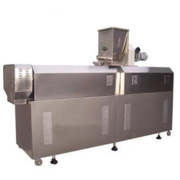 Twin Screw Extruded Corn Puff Chocolate Filling Snack Food Products Making Extruder Machine Process Equipment Line HOT SALE 2019