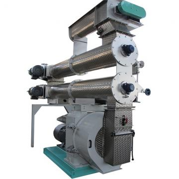 vertical corn grinder and mixer poultry feed mixer animal food plant simple chicken feed making machine for small farm and feed
