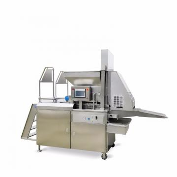 Beef Fish Meat Potato Vegetable Battering & Breading Machine