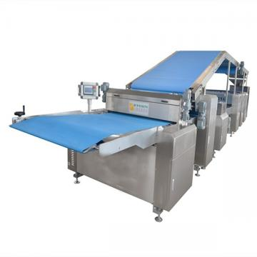Fully automatic wafer biscuit production line / tunnel oven / making machine