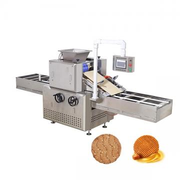 Full automatic biscuit production line made in Shanghai HG-SWB800