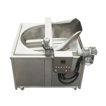 Professional supplier 2 tank deep fryer/broasted chicken machine/gas deep fryer