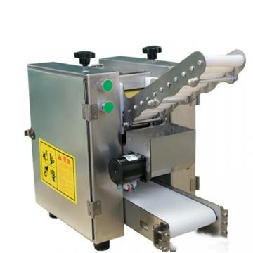 Round Shape Dumpling Wrapper Making Machine/Roti Maker Chapati Making Machine Price/Flour Tortilla Machine For Sale