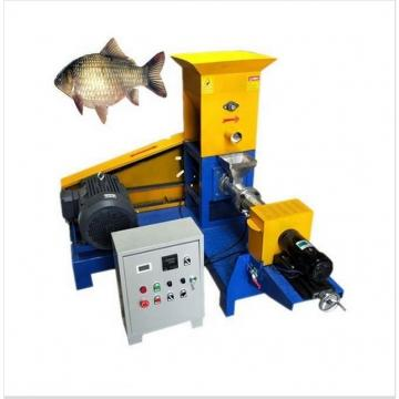 Shrimp Feed Pet Food Processing Machines Floating Fish Feed Fachine For Sale
