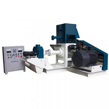 Complete different size 1-12mm floating fish feed extruder,fish feed extruder machine