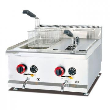 Commercial KFC Electric Deep Pressure Chicken Fryer Without Oil Pump