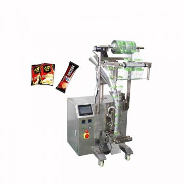 Automatic Vertical Film Bag Filling Sealing Packaging Stick Sachet Powder Liquid Honey Packing Machine