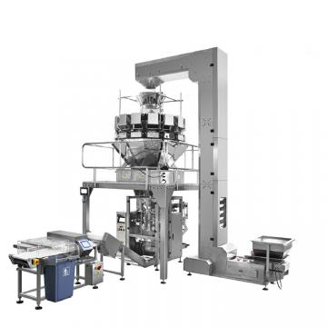 automatic tray type modified atmosphere packaging machine for commercial food packing