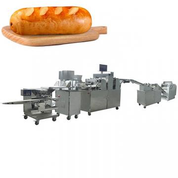 Bread Bakery Equipment Stainless Steel Biscuit Production Line