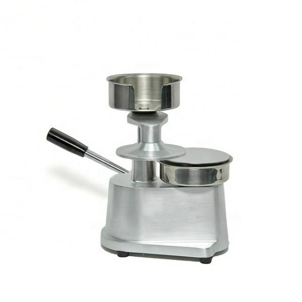 Automatic hamburger patty forming machine/ meat pie maker/ chicken nugget pack machine #1 image