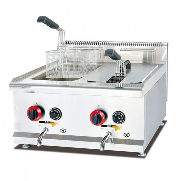 Commercial KFC Electric Deep Pressure Chicken Fryer Without Oil Pump #1 image
