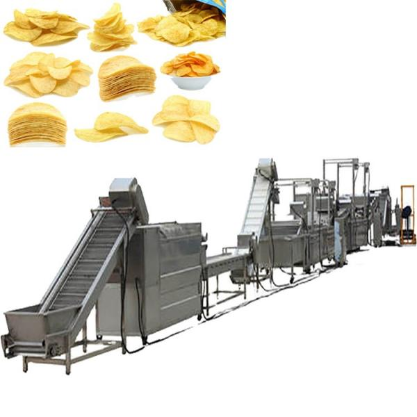Hot selling automatic potato chip production line #3 image
