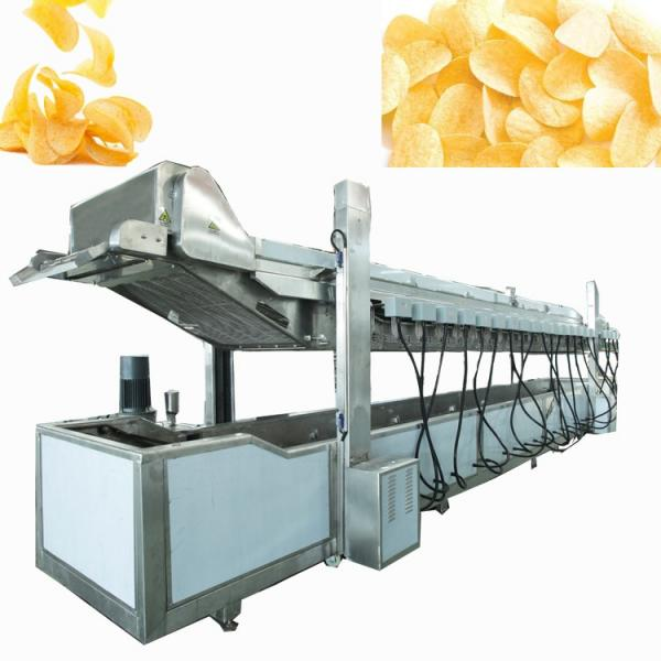 Hot selling automatic potato chip production line #2 image